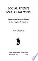 Social Science and Social Work