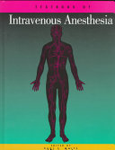 Textbook of Intravenous Anesthesia Book