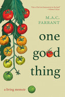 One Good Thing Book PDF