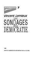 Les sondages et la démocratie