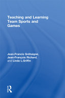 Pdf Teaching and Learning Team Sports and Games Telecharger