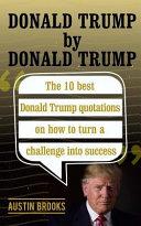 Donald Trump By Donald Trump