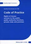 Code of practice Book