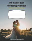 My Wedding Guest List Planner