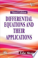 DIFFERENTIAL EQUATIONS AND THEIR APPLICATIONS Book PDF