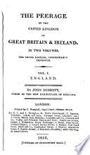 Debrett s Peerage of England  Scotland  and Ireland