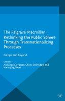 Rethinking the Public Sphere Through Transnationalizing Processes Pdf/ePub eBook