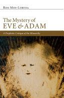 The Mystery of Eve and Adam Pdf/ePub eBook