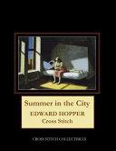 Summer in the City: Edward Hopper Cross Stitch Pattern Pdf/ePub eBook