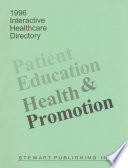 1996 Patient Education   Health Promotion Directory