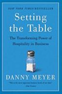 Setting The Table PDF