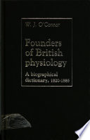 Founders of British Physiology