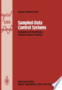 Sampled Data Control Systems