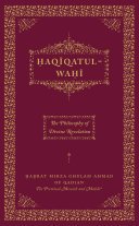 Haqiqatul-Wahi Pdf