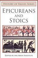 Epicureans and Stoics
