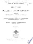The Works of William Shakespeare: Othello. Anthony and Cleopatra. Coriolanus. King Lear