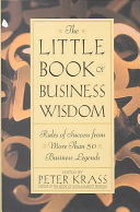 The Little Book of Business Wisdom