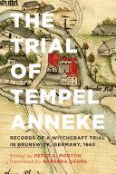The Trial of Tempel Anneke
