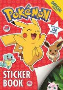 The Pokemon Sticker Book
