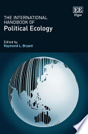 The International Handbook Of Political Ecology Book PDF