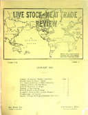 Live Stock and Meat Trade Review