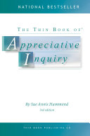 The Thin Book of Appreciative Inquiry (3rd Edition)