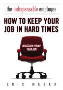 The Indispensable Employee Pdf/ePub eBook