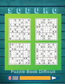 Soduko Puzzle Book Difficult