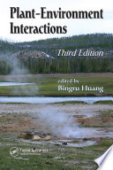 Plant Environment Interactions  Third Edition
