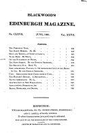 Blackwood's Magazine