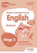 Books - Hodder Cam Primary Eng Wb Stage 2 | ISBN 9781471830242