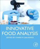 Innovative Food Analysis Book PDF