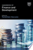 Handbook of Finance and Development Book