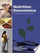 Nutrition Economics Book PDF