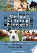 Methods in Animal Proteomics Book
