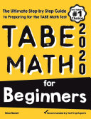 TABE Math for Beginners