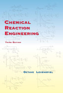 Chemical Reaction Engineering Book