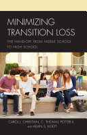 Minimizing Transition Loss Pdf/ePub eBook