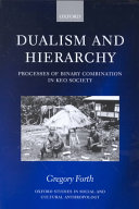 Dualism and Hierarchy