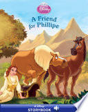 Disney Princess  Enchanted Stables  A Friend for Phillipe Book