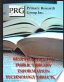 Best Practices of Public Library Information Technology Directors Book