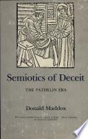 Semiotics of Deceit