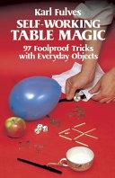 Self working Table Magic