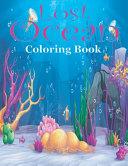 Lost Ocean Coloring Book Book PDF