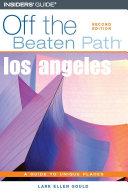 Los Angeles Off the Beaten Path® [Pdf/ePub] eBook