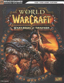 World of Warcraft  Warlords of Draenor Signature Series Strategy Guide Book