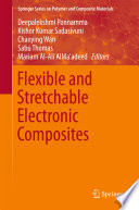 Flexible and Stretchable Electronic Composites