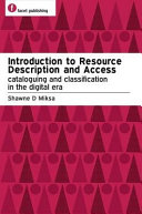 Introduction to Resource Description and Access