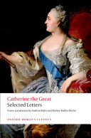 Catherine the Great: Selected Letters
