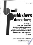 Book Publishers Directory